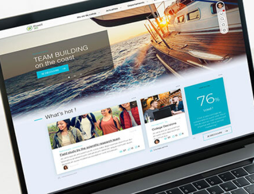 Powell 365 Neues Release: Orion Intranet-Design