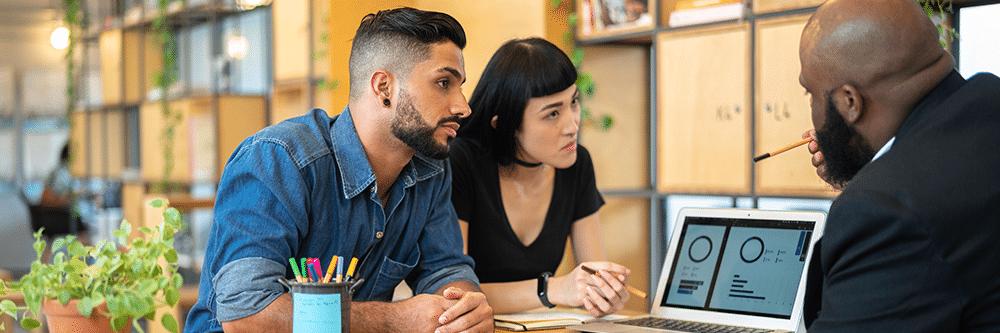 HJ Sims transforms their digital workplace