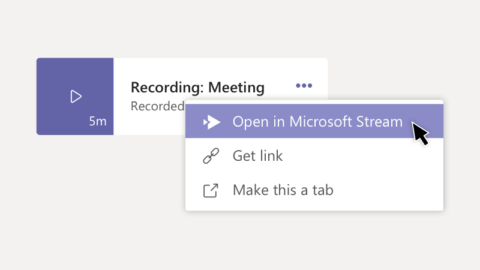 Microsoft Teams meeting transcript