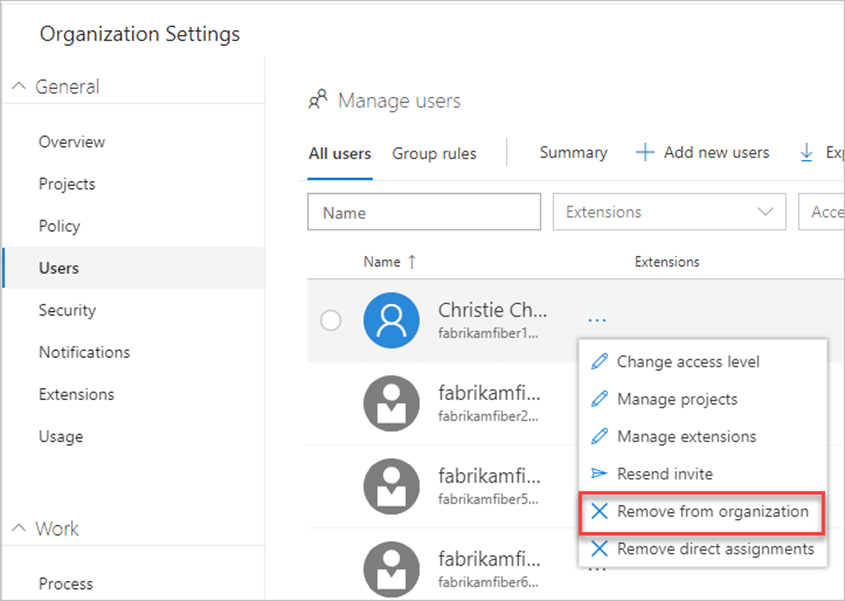 Removing Users from Microsoft Teams - Lifecylce Management