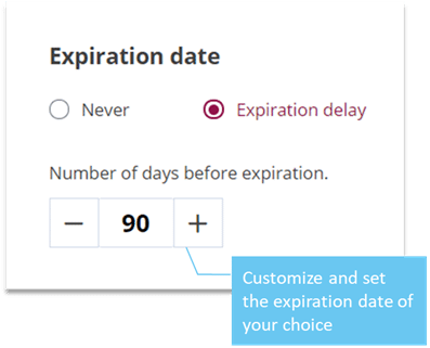 Teams lifecycle management expiration date