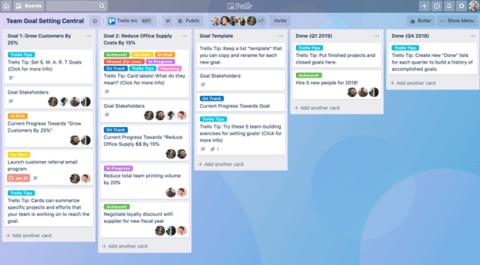 Trello Microsoft Teams App