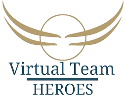Virtual Team Heroes partner logo Powell Software