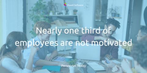 Employee Motivation Statistics