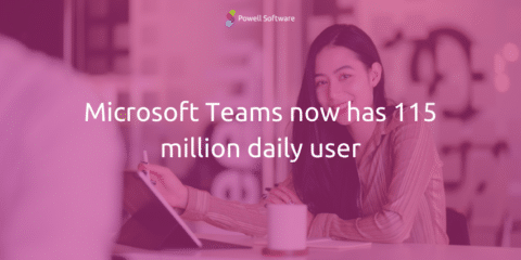 Teams 115 million daily active users
