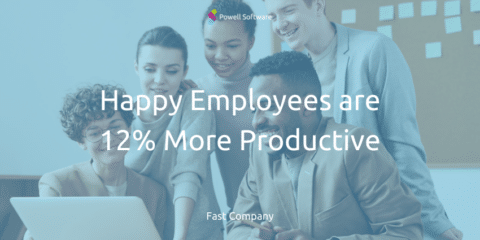 Happy Employees are Productive How to Motivate Employees