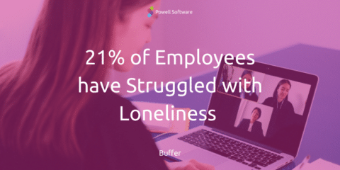 Manage Remote Employees Loneliness