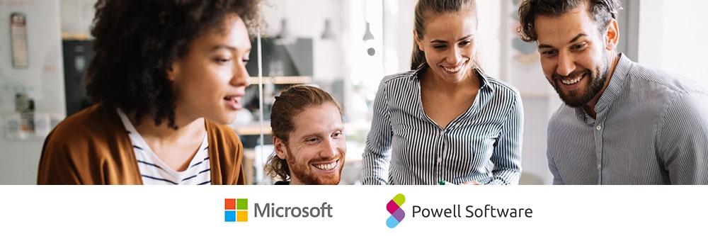 Powell Software Microsoft Webinar