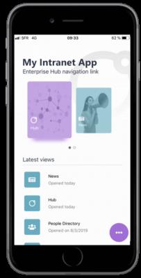 intranet App