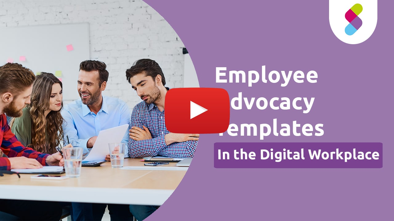 Employee Advocacy Templates Video