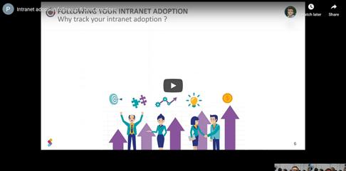 Intranet Adoption Best Practices video