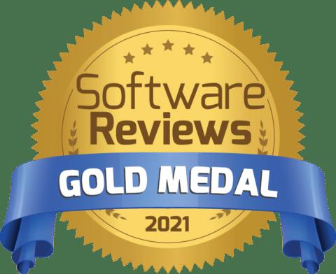 médaille d'or powell software solution de digital workplace