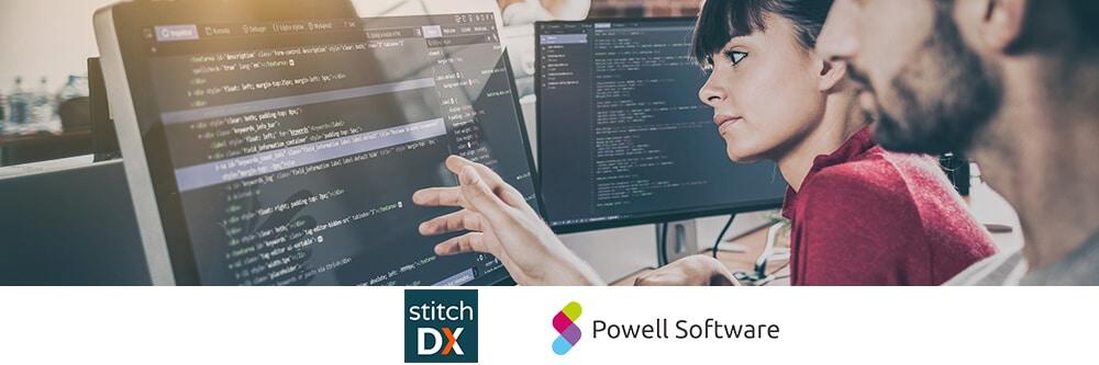 Stitch DX Powell Software Webinar March 2021