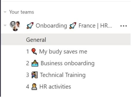 Powell Teams HR Onboarding Lösung Remote-Arbeit