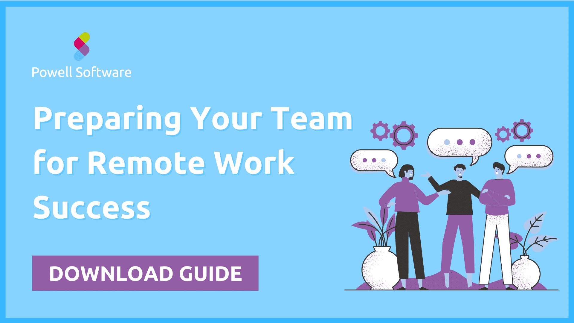 Lösung Remote-Arbeit Download Guide