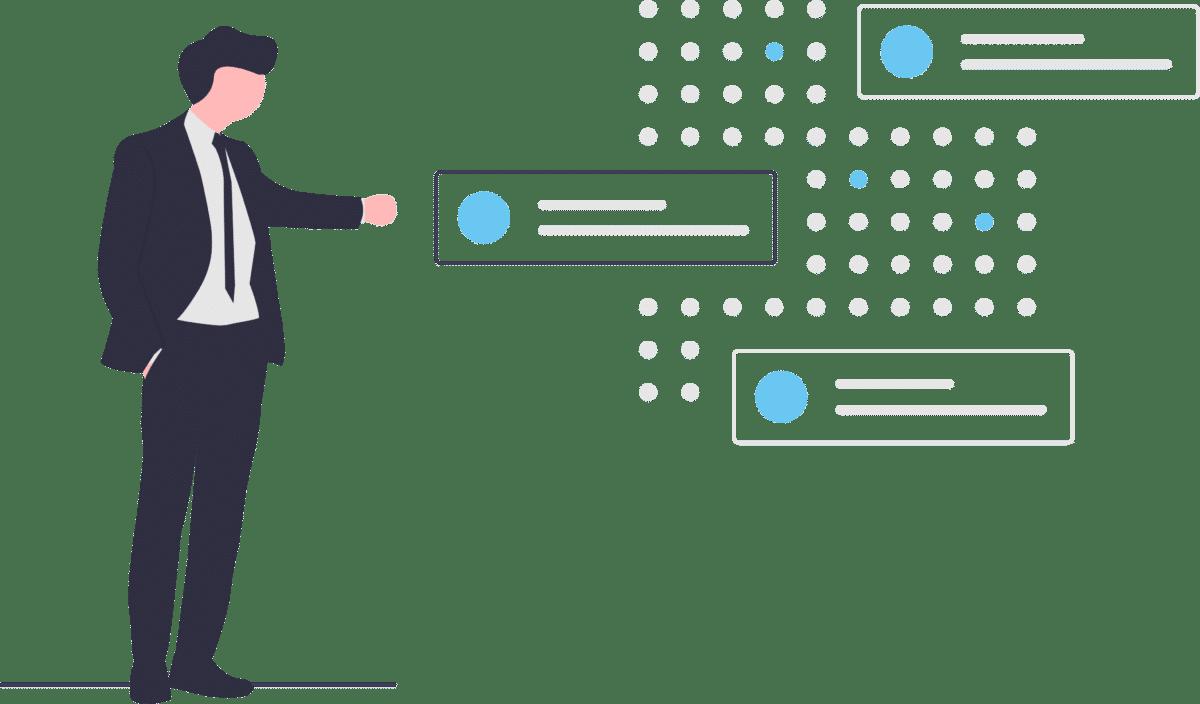 Digitalisieren Sie Geschäftsprozesse