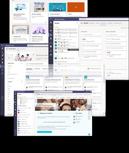 digital workplace platform