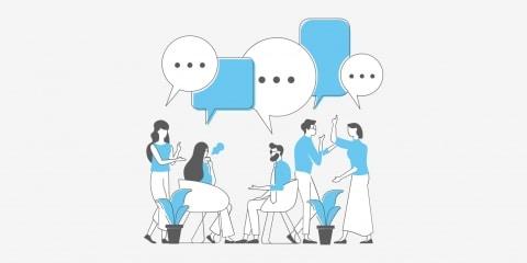 Communication efficace sur le lieu de travail numérique