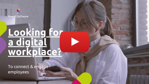 Powell Software digital workplace