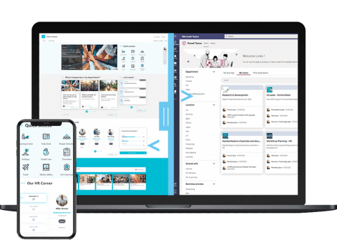 Powell Software digital workplace multi device