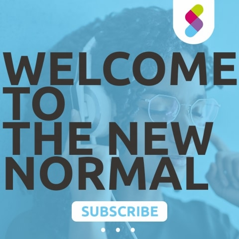 Welcome to the new normal