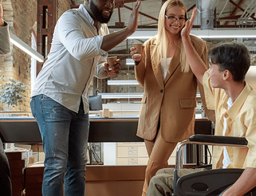 Diversität am Arbeitsplatz: inklusive Kultur