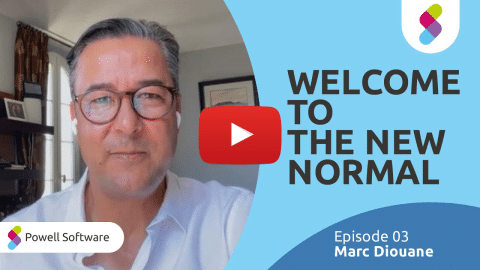 Marc Diouane Interview Powell Software Welcome to the New Normal