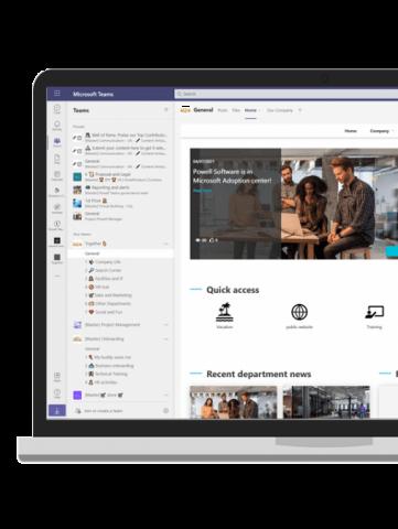 Together intranet portal