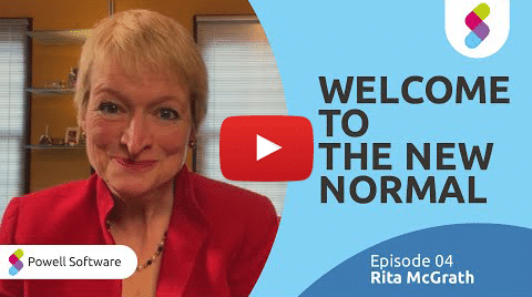 Rita McGrath Welcome to the New Normal Podcast