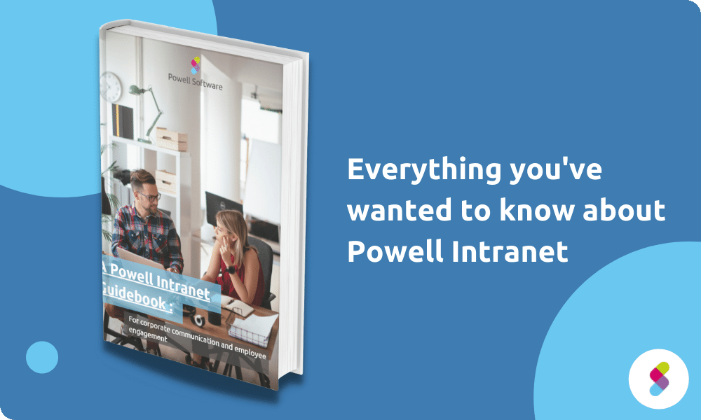 The Powell Intranet Guidebook